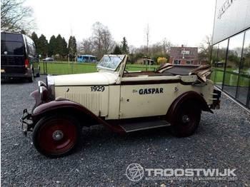 Opel Adam Cabriolet - лек автомобил