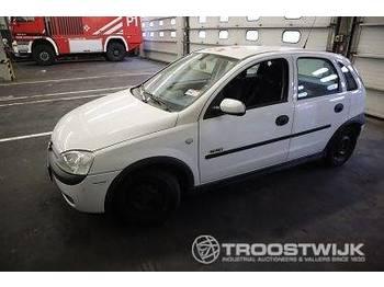 Opel Corsa C - лек автомобил