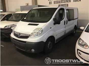 Opel Vivaro - лек автомобил