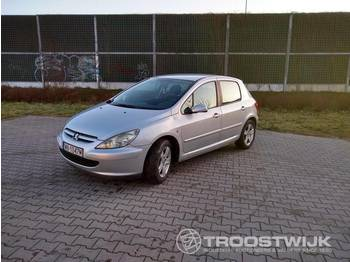 Peugeot 307 2.0 HDI - лек автомобил