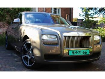 Лек автомобил ROLLS-ROYCE GHOST 6.6 V12 HEAD-UP