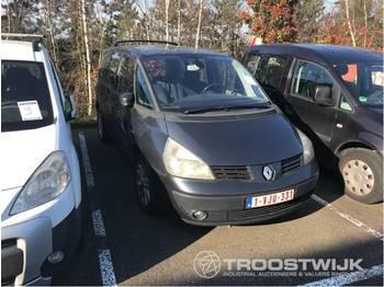 Renault Espace - лек автомобил