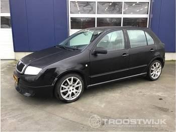 Skoda Fabia - лек автомобил