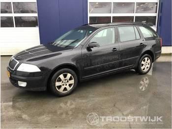 Skoda Octavia - лек автомобил
