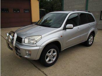 Лек автомобил TOYOTA RAV 4