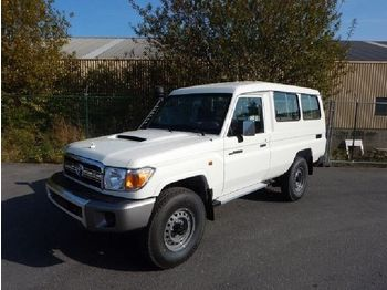 Toyota Land Cruiser Hardtop - лек автомобил