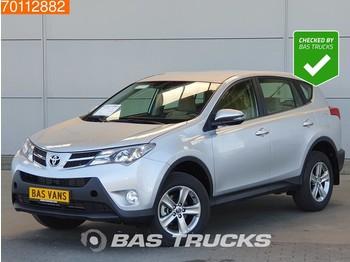Лек автомобил Toyota RAV4 2.5 VVTi 177ps AC NEW/ Unused ONLY FOR EXPORT OUTSIDE EU