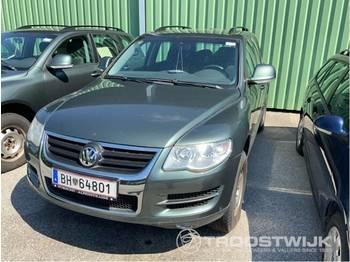 VW Touareg - лек автомобил