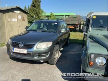 Volkswagen Touareg - лек автомобил