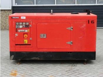 Himoinsa HIW-020 Diesel 20KVA - ehitusseade