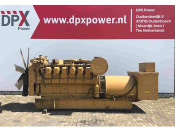Generaatorikomplekt Caterpillar 3512 - 1275 kVA Generator - DPX-11836