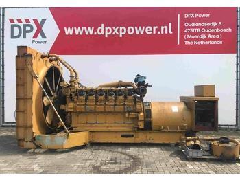 Generaatorikomplekt Caterpillar 3512 - 1275 kVA Generator - DPX-11837