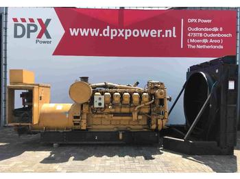 Generaatorikomplekt Caterpillar 3512 - 1275 kVA Generator - DPX-11838