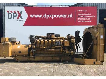 Generaatorikomplekt Caterpillar 3516 - 1825 kVA Generator - DPX-11842