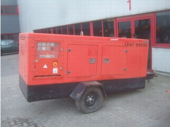 HIMOINSA 100KVA Generator  - generaatorikomplekt