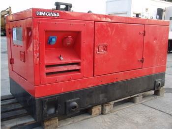 HIMOINSA 20KVA stromerzeuger generator - generaatorikomplekt