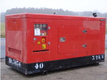 HIMOINSA 40KVA IVECO stromerzeuger generator - generaatorikomplekt