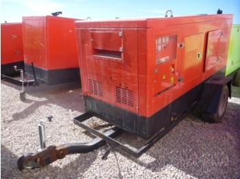 Himoinsa HIW60 - generaatorikomplekt