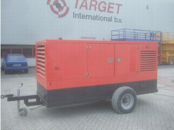 Himoinsa HSW-200 Generator 200KVA  - generaatorikomplekt