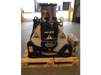 SIMEX PLB 450 f. 8-15to. Bagger - külmhöövel