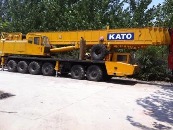 KATO NK 1200S - maastikuga kohanduv kraana