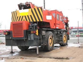 KATO SR-250 - maastikuga kohanduv kraana