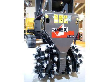 Simex TF50- 3000 - puurimisplatvorm