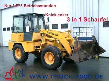 AHLMANN AL 8D Radlader+hydr.Schnellwechsler nur 3.700Std - ratastel laadur