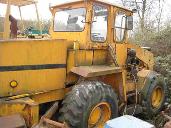 AHLMANN AS12, AS 12 Radlader / Wheel Loader, Quick Changer, Excavator Boom, Remote Control, 10.000 h, Year 1988 - ratastel laadur
