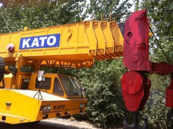 KATO NK 1200S - teisaldatav kraana