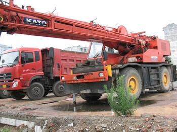 KATO SR-250 - teisaldatav kraana