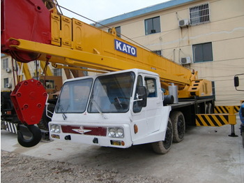 Kato NK-400E - teisaldatav kraana