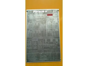 Potain HD 40 A - tornkraana