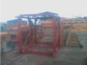 Potain jaula de telescopage 743 - tornkraana