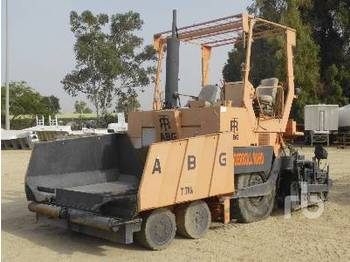 ABG TITAN 455 Pneumatic - finisseur