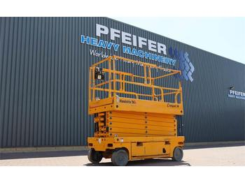 Haulotte COMPACT 14 Electric, 13.8m Working Height, Non Mar  - nacelle ciseaux