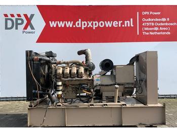 Strømgenerator Scania DC16 - 550 kVA Generator - DPX-12090