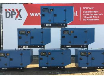 Strømgenerator Sdmo V550 - 550 kVA Generator - DPX-17205