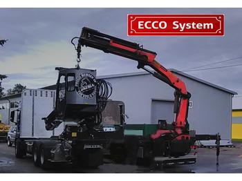 Transporte de madeira ECCO TO CRAN CONSOLE ICE-MASTER