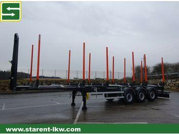 Transporte de madeira GSODAM Classic Line Holzrungenaufl., SAF, Lifta.: foto 1