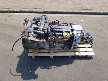 Mercedes-Benz G4/155-16/14 - Getriebe