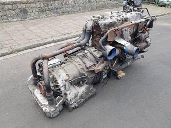 ZF ECOMAT 5HP-590 - Getriebe