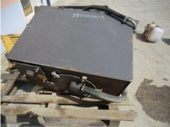 HYDRAULIC FLUID TANK & SPRING 11757 - Hydrauliktank