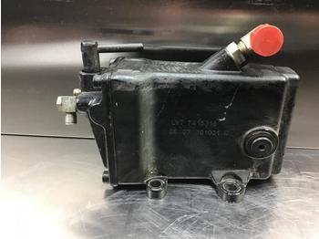 Liebherr Hand Pump - Hydrauliktank