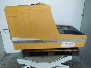 Liebherr Hydraulic / Fuel Tank - Hydrauliktank