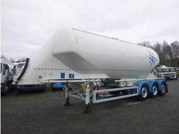 صهريج نصف مقطورة Feldbinder Powder tank alu 36 m3 / 1 comp: صور 1