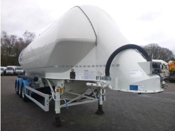 صهريج نصف مقطورة Feldbinder Powder tank alu 36 m3 / 1 comp: صور 2