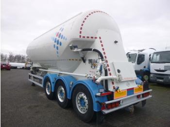 صهريج نصف مقطورة Feldbinder Powder tank alu 36 m3 / 1 comp: صور 3