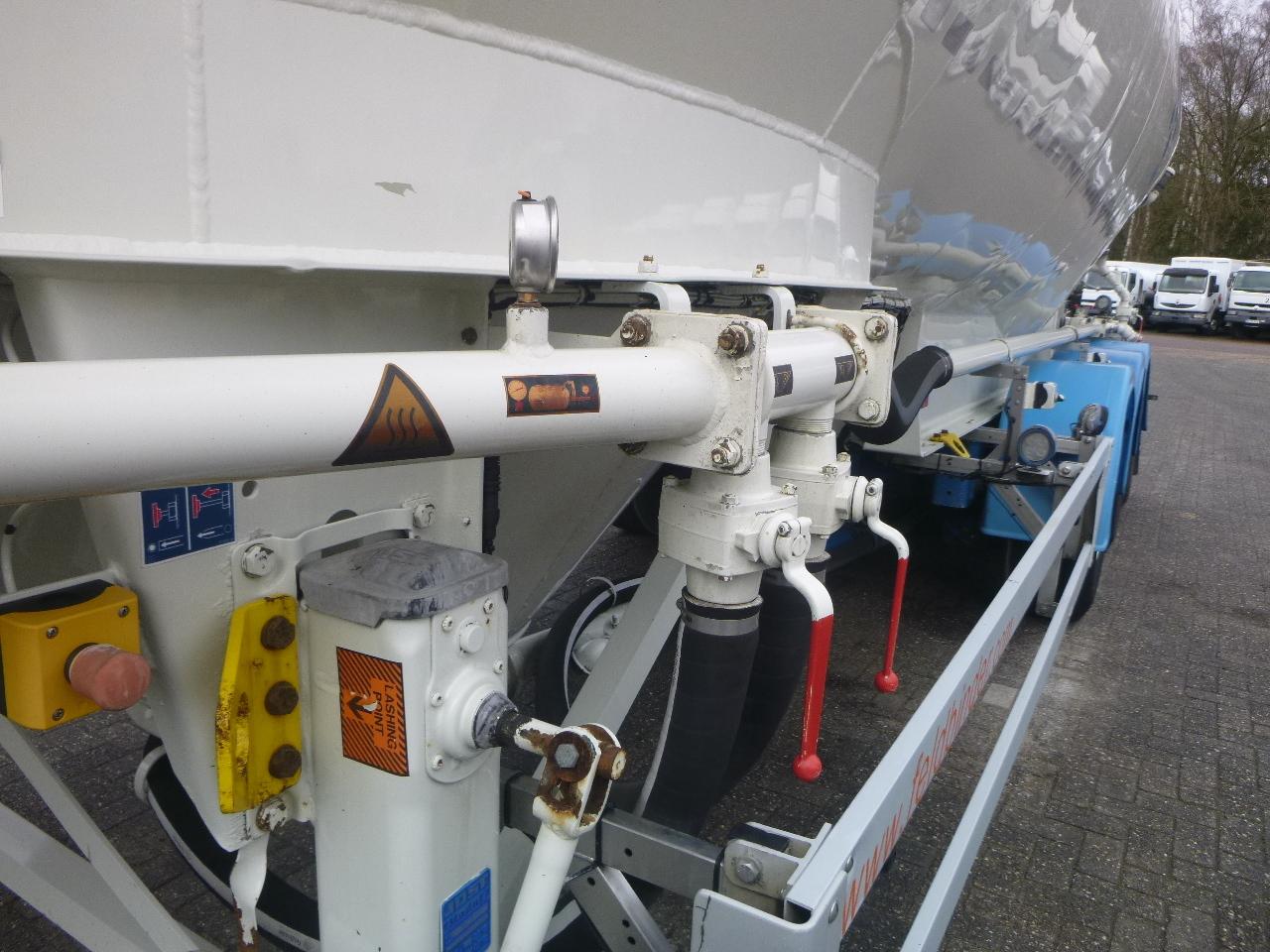 صهريج نصف مقطورة Feldbinder Powder tank alu 36 m3 / 1 comp: صور 11