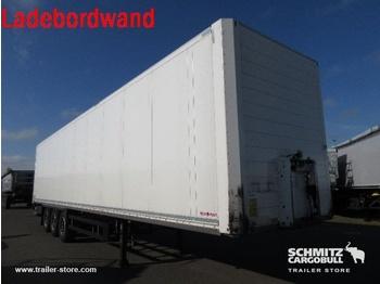 Schmitz Cargobull Dryfreight Standard Taillift - félpótkocsi dobozos